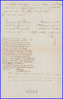 P. S Louis BONAPARTE roi Hollande Napoléon peintres Claude THIENON & SCHEFFER