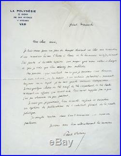 Paul Valéry fuit Paris et ses humains qui l'assassinent