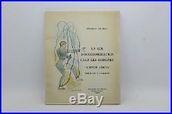 Picabia La Loi Daccomodation Chez Les Borgnes 1928 Eo 1/300 Sur Vélin D'arches