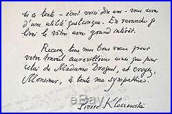 Pierre Klossowski achève son exégèse sur Nietzsche