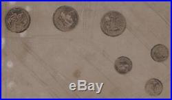 Pierre lithographique Pièces de monnaie / Imprimerie / Numismatique litho 1947