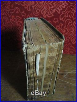 RARE Grimoire XVIIIème 18th Manuscrit Recettes artisanales diverses