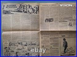 RARISSIME N° 1 ORIGINAL du JOURNAL DE MICKEY 21/10/1934 87ans d'age
