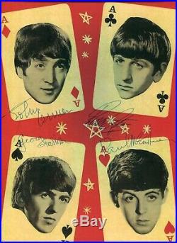RARISSIME Plaquet Concert BEATLES au CAVERN CLUB 1963 150ex in the world Signed