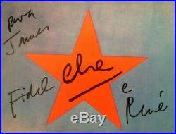Rares Autographes De Fidel Castro Et De Che Guevara // James A. Fox
