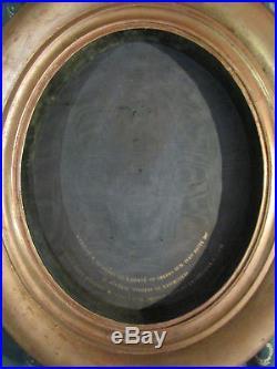 Reliquaire du Général Anatole de La Woestyne de Becelaere Souvenir historique