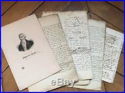 Révolution / 14 Juillet 1789 / Mémoires Manuscrites D'alexandre De Lameth /