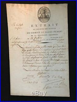 Révolution / Comité De Salut Public (1794) / L'après 9 Thermidor / Robespierre