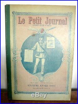 Revue. Le Petit Journal. Année 1900. 52 numéros