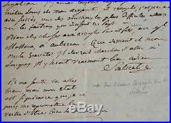 Saliceti fait consulter Mme Bonaparte pour connaître les vues de Joseph
