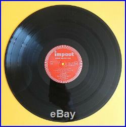 Serge Gainsbourg (1928-1991) Rare album vinyle dédicacé à Paris en 1987