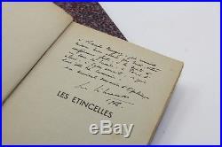 Simenon Laventure 1945 Édition Originale Avec Envoi Signé À Claude Menguy