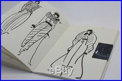 Sonia Rykiel Collection Eo Dessins Couleurs Ex. De Régine Deforges Avec Envoi