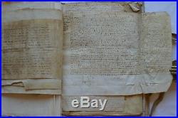 Terrier Fief de Mariet Maine-et-Loire Répertoire de titres de 1452 à 1749