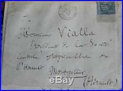 Très belle et longue Lettre manuscrite de Louis PASTEUR. 1883