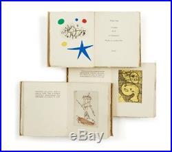 Tzara Ernst Miró Tanguy Lantitête 3 Vol. 1ère Éd. Ill. 1/169 Auvergne Filigrané