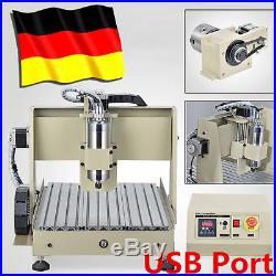 USB CNC 3040 la machine de gravure 4 Axis CNC Router Engraver engraving Machine