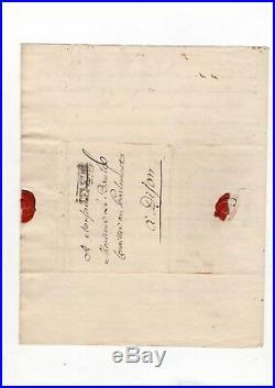 Voltaire / Lettre Signée (1759) / Défense D'un Fermier Opprimé / Pays De Gex
