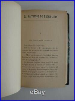 Willy, Curiosa, Maîtresse du Prince Jean, Envoi de Colette, EO 1903
