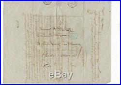 (hector Berlioz) / Violente Lettre Autographe D'un Détracteur (1846)