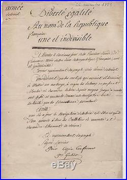 (jean Baptiste Carrier) / Document / Terreur / Noyade Révolution / Nantes (1793)