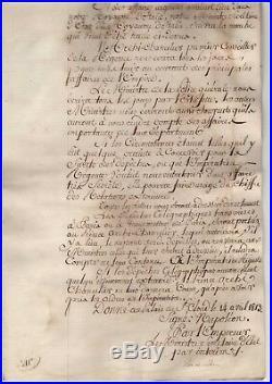 (napoléon / Régence) / Document Signé Duc De Cadore (1813) / Marie-louise